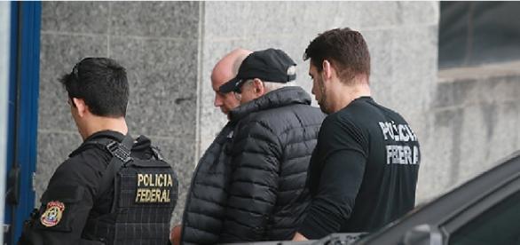 O ex-ministro foi preso nesta manhã de quinta-feira.