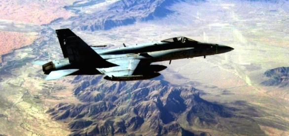 Up to eight policemen have been killed in Afghanistan as a result of US airstrikes - Photo: thebureauinvestigates.com