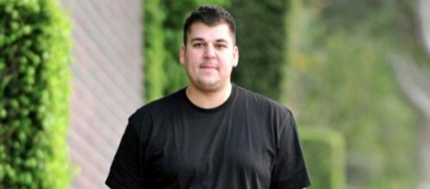 rob kardashian leaks kylie jenner s number photo of robert kardashian via