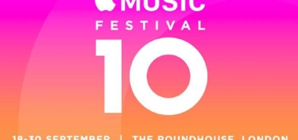 Apple Music Festival / Photo by macworld.co.uk