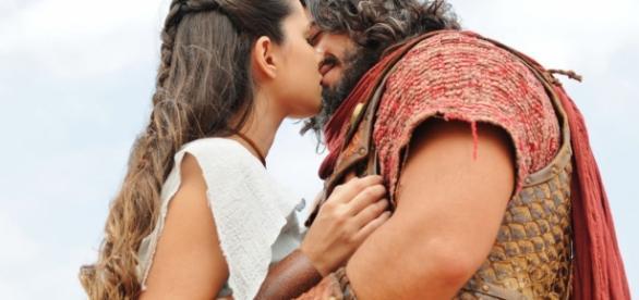 Aruna e Josué: segredo chega ao fim