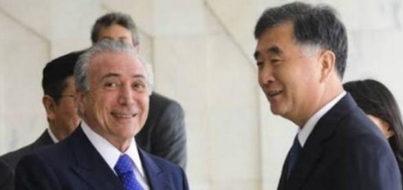 China diz que há democracia no Brasil