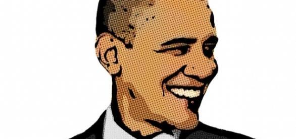 Image of Barack Obama - http://www.publicdomainpictures.net/view-image.php?image=11935&picture=barack-obama-45