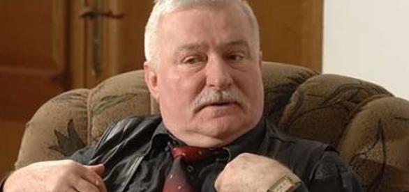Lech Wałęsa spotkał się z nieprzychylnym przyjęciem wrocławian