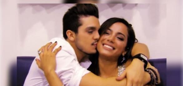 Luan Santana ou Anitta, um dos possíveis apresentadores do 'The Voice Kids'