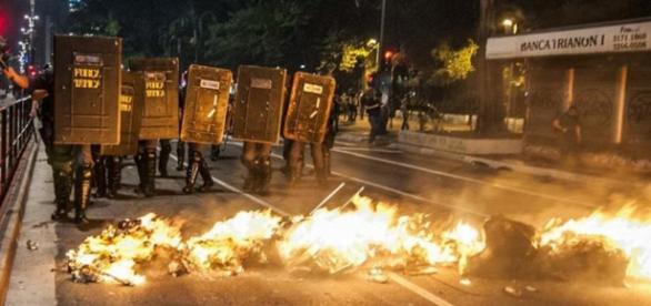 Manifestações terão presença das Forças Armadas
