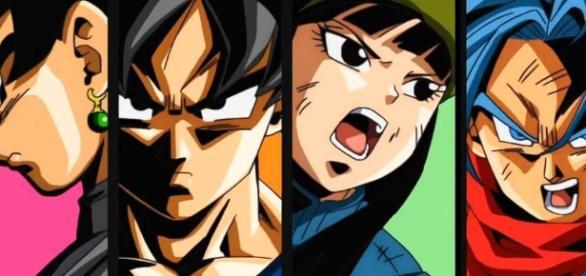 Primer vistazo a Black Goku en Dragon Ball Super | Cine PREMIERE - com.mx
