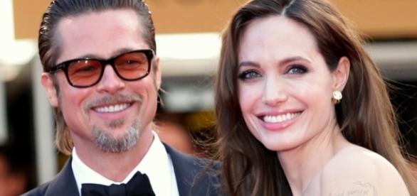Angelina Jolie e Brad Pitt é um dos casais mais famosos de Hollywood.
