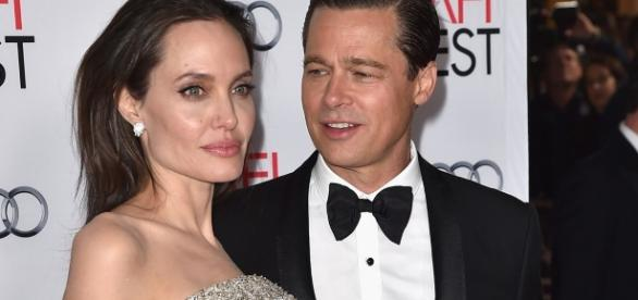 Angelina Jolie e Brad Pitt estavam juntos desde 2004 e eram conhecidos como casal 'Brangelina'