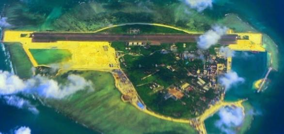 Asian Defence News: China Paracel Islands runway expansion project - blogspot.com