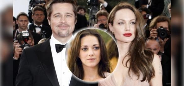Atriz francesa seria o motivo da separação de Angelina Jolie e Brad Pitt