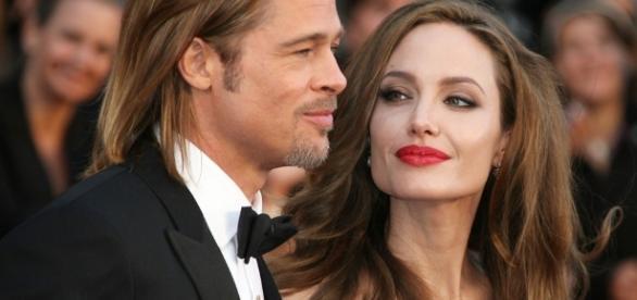 Brad Pitt e Angelina Jolie estão se separando