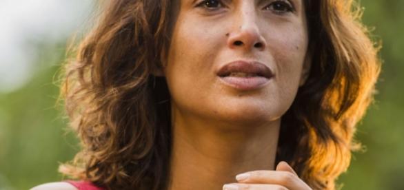 Camila Pitanga volta a gravar, mas sob uma condição.