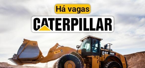 Caterpillar está contratando em diversos países - Foto: Reprodução Warrencat
