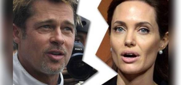 Confirmada a separação de Angelina Jolie e Brad Pitt
