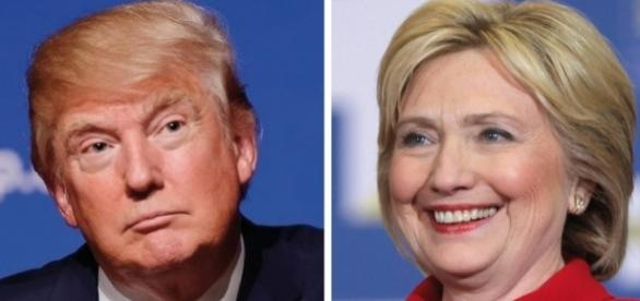 Donald Trump or Hillary Clinton? Celebs Reveal their Votes - commons.wikimedia.org
