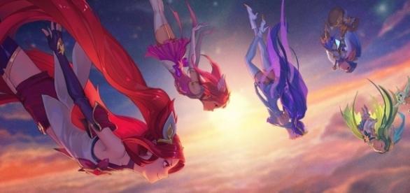 Guardianas de las Estrellas, nuevas skins de League of Legends