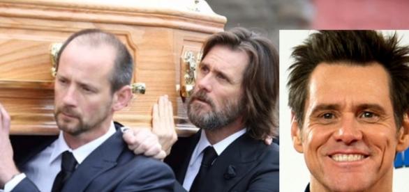 Jim Carrey é acusado de estimular morte da namorada