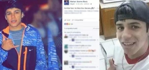 Marlon foi assassinado em Porto Alegre