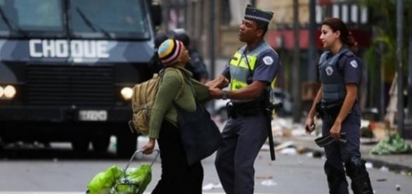 PM de São Paulo é denunciada na ONU por violência contra a população
