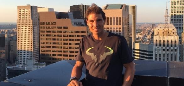 Rafael Nadal agradece los mensajes de apoyo /Twitter