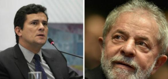 Sérgio Moro aceita denúncia e Lula vira réu na operação Lava Jato