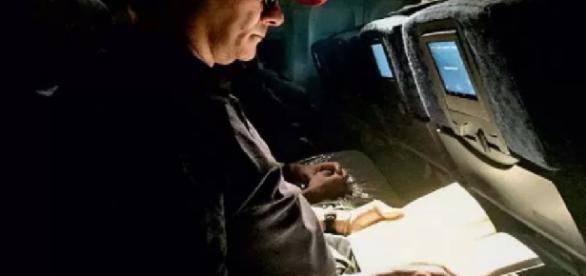 Sérgio Moro em viagem aos EUA - Imagem/Veja
