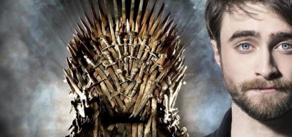Daniel Radcliffe sonha em atuar em Game of Thrones