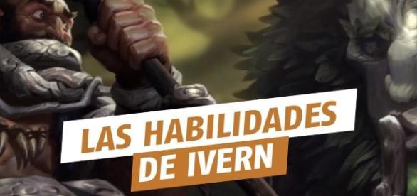 League of Legends: las habilidades del próximo campeón, Ivern - exclusivomen.com