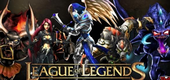 Noticias de Juegos: Una visión más cercana de Riot Games y su ... - gamedynamo.es