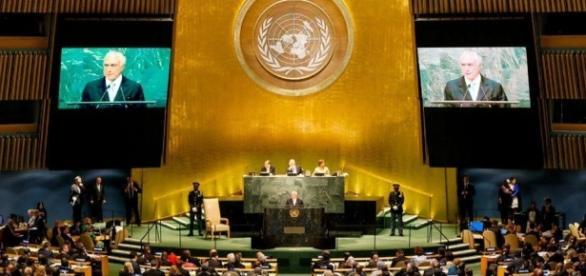 Pós-Dilma: Temer leva à ONU compromisso do Brasil com a Democracia