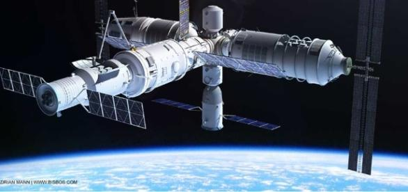 Tiangong-1 space station is falling back to Earth - Popular Mechanics - popularmechanics.co.za