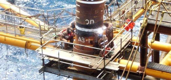 Vagas offshore em aberto no ramo de petróleo e gás