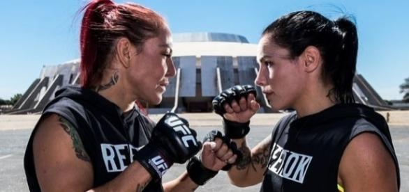 A luta entre Cris Cyborg x Lina Lansberg vai agitar o Ginásio Nilson Nelson, em Brasília.