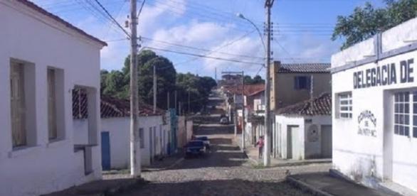 Delegacia de Jacinto, em Minas Gerais