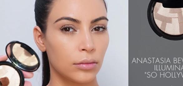 Kim Kardashian's Favorite Highlighter — Shop It For $28 Here ... - hollywoodlife.com