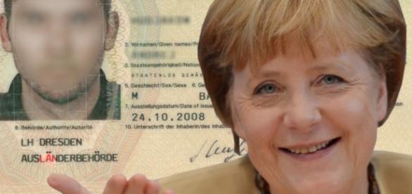 Tysiące imigrantów dotarło do Niemiec z fałszywymi paszportami