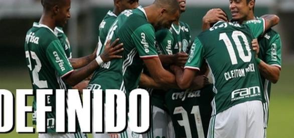 Foram definidos os confrontos na Copa do Brasil.