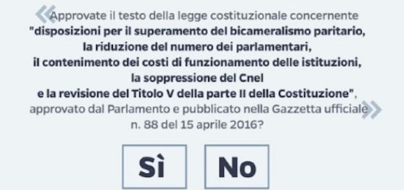 Renzi ospite dalla Gruber, referendum