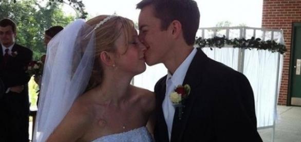 Katie e Dalton casaram-se em 2011 (Foto: Facebook/Reprodução)