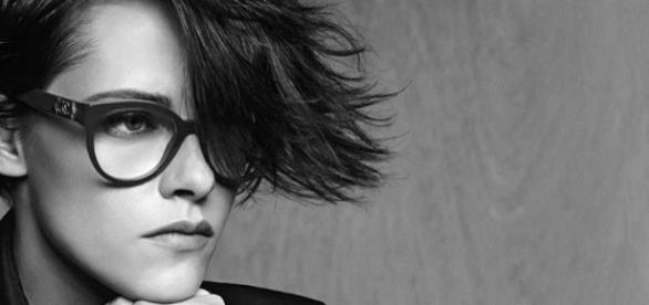 Kristen Stewart atual modelo da marca Chanel