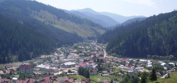 Orașul Broșteni din județul Suceava, cel mai mare oraș ca suprafață din România