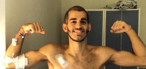 Pablo Ráez, el luchador de la leucemia