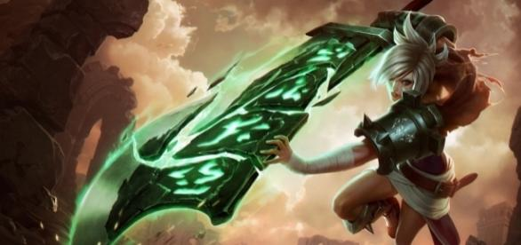 Riven, campeón de League of Legends