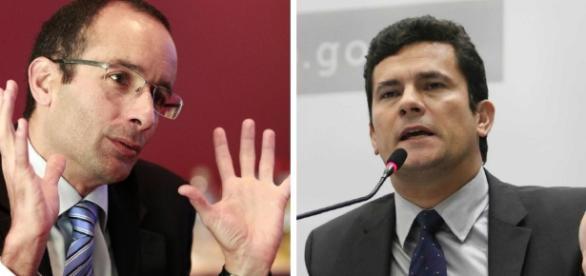 Sérgio Moro autoriza PF compartilhar investigações com o STF