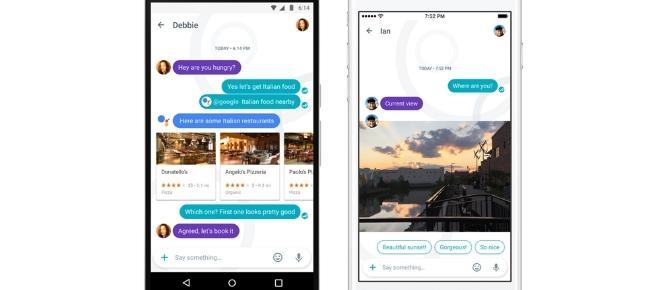 WhatsApp Alternative? Messaging App von Google namens