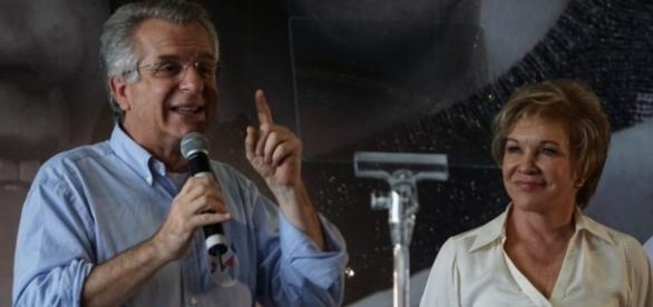 Homologada candidatura Marta e Andrea Matarazzo à Prefeitura de SP