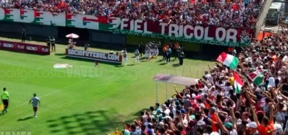 No Giulite Coutinho, Fluminense recebe o Sport pelo Brasileirão (Foto: Arquivo)