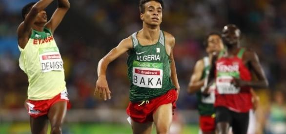 Algérie. Abdellatif Baka champion paralympique plus rapide que les ... - courrierinternational.com