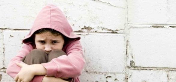As crianças sentem mais a rejeição dos pais